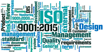 ISO 9001/14001 Certifications