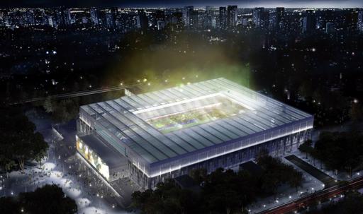 <strong>Estadio Joaquim Américo</strong>