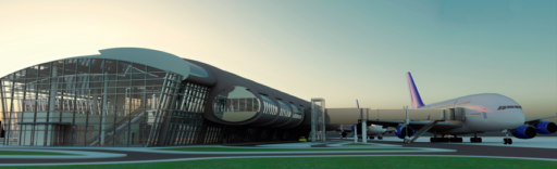 Middle East Airport ARC + STR Project