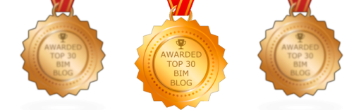CAD & BIM SERVICES chosen among the 30 best BIM websites and blogs on the world