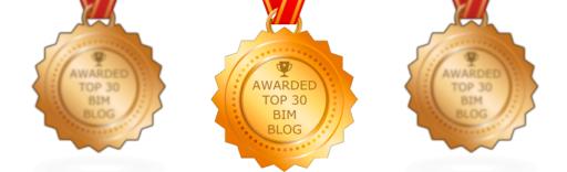 CAD & BIM SERVICES elegido dentro de las mejores 30 webs y blogs de BIM del mundo