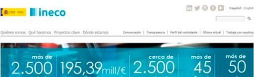 CAD & BIM SERVICES resulta adjudicatario del Acuerdo Marco de Servicios de Delineación CAD de INECO 2017-2018