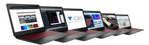 CAD & BIM SERVICES renueva su parque de ordenadores