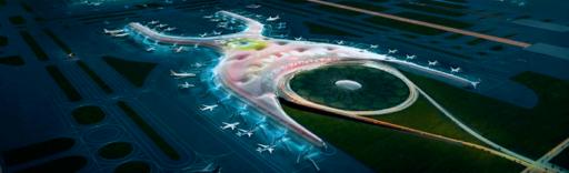Nuevo aeropuerto internacional para la Ciudad de México – Proyecto BIM