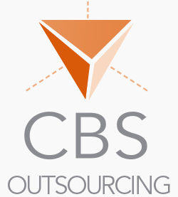 Outsourcing CBS logo