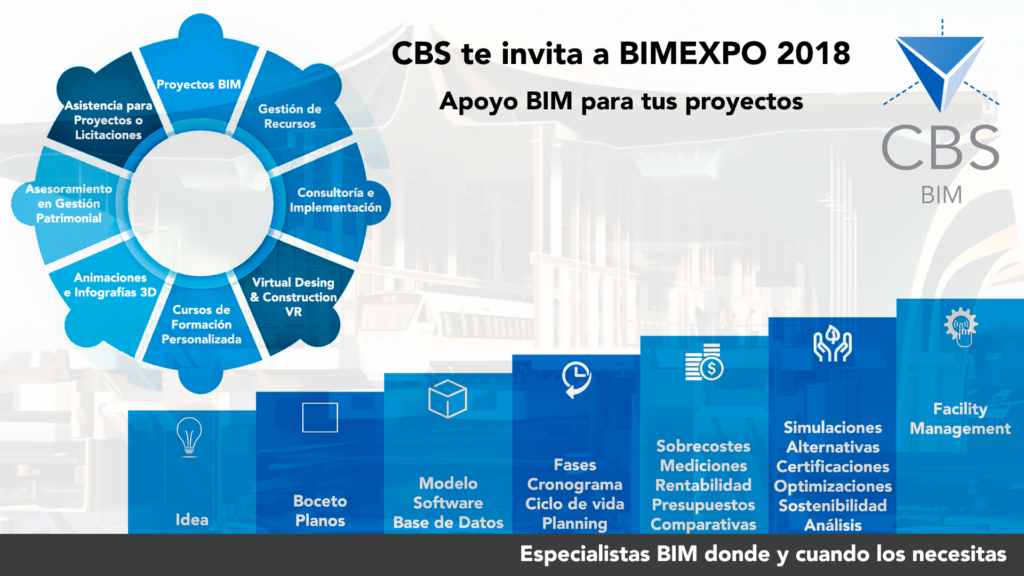 Staff CBS BIMEXPO